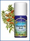 Rode mandarijn biologische etherische olie