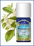 Wintergreen BIO etherische olie VedAroma_11