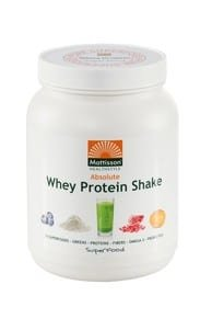 Mattisson Absolute Whey Protein Superfood Shake