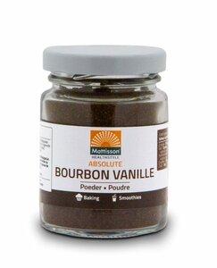 Absolute Bourbon Vanille Poeder 30g Mattisson