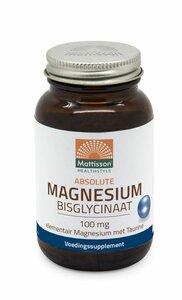 Magnesium Bisglycinaat met Taurine – 100mg