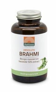 Mattisson Brahmi Bacopa monnieri en bacoside 50% extract