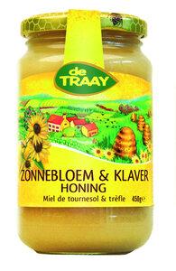 De Traay Zonnebloem-Klaver honing