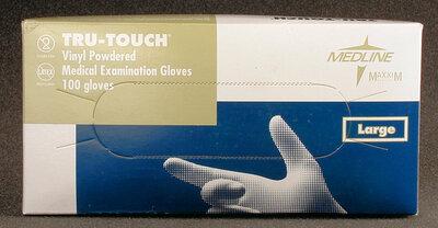 Handschoenen Disposable Transparant Large - Vinyl (non latex)