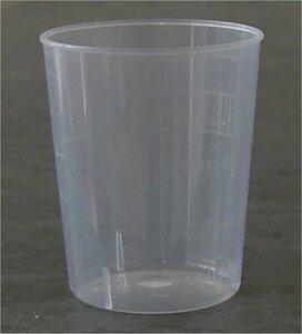 plastic medicijnbekertjes