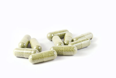 lege vegetarische capsules