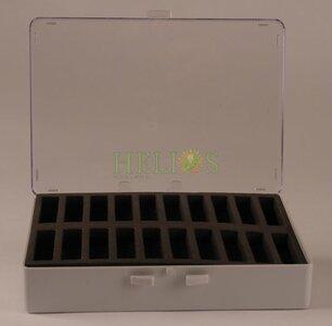 box voor f2 buisjes