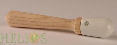 stamper hout/porselein 155mm