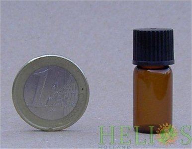Fles mini 2ml