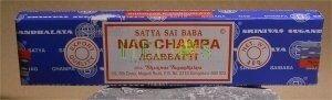 Wierook Sai Baba Nag Champa grootverpakking