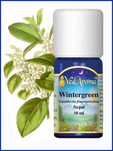 Wintergreen BIO etherische olie VedAroma