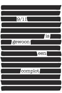 Boek 9/11 is gewoon een complot