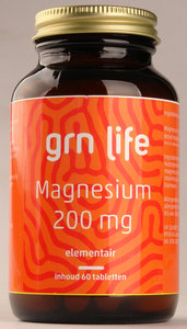 GRN LIFE Magnesium 200 mg citraat