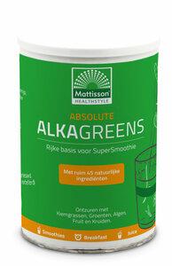 Absolute AlkaGreens Poeder - Mattisson