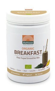 Absolute Supersmoothie Breakfast Mix Bio Raw - Mattisson