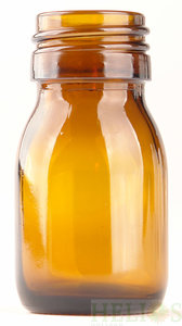 Medicijnfles GLAS Amber 30ml