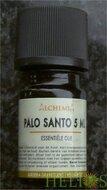 Heilig hout / Palo Santo etherische olie