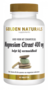 Golden Naturals Magnesium Citraat 400 mg 60 tabl