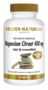 Golden Naturals Magnesium Citraat 400 mg 180 tabl