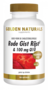 Golden Naturals Rode Gist Rijst & 100 mg Q10 180caps