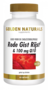 Golden Naturals Rode Gist Rijst & 100 mg Q10 60caps