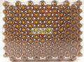 Flesjes 30ml amber voordelige TRAY